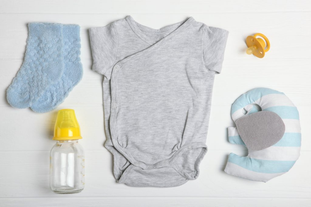 Baby Onesies by Moon and Back by Hanna Andersson
