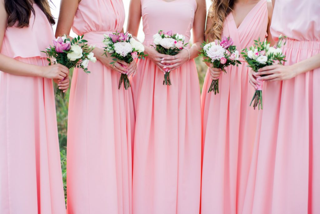 Choose a Dress for Bridesmaid