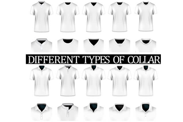 DIFFERENT TYPES OF COLLAR