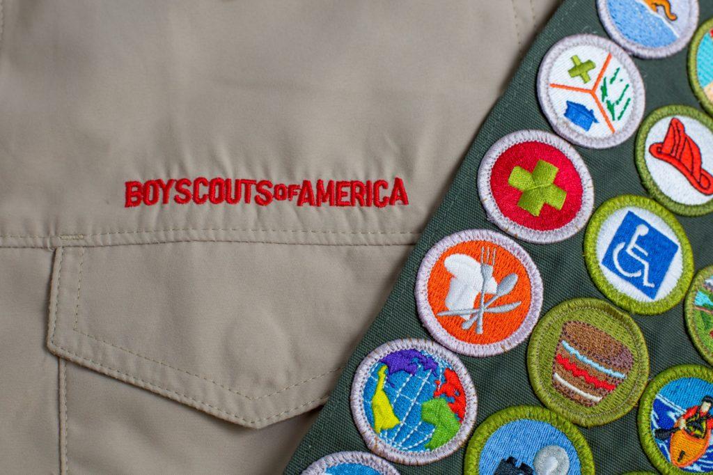 Scout Analysis sash