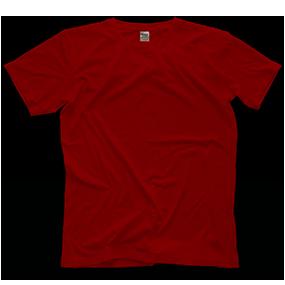 Custom Cardinal-Red T-shirt
