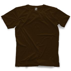 Custom Dark-Chocolate T-shirt