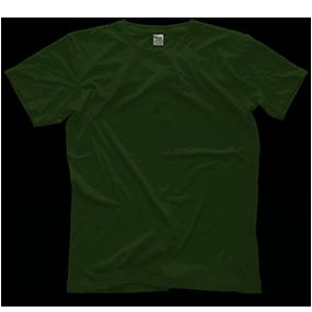 Custom Forest-Green T-shirt