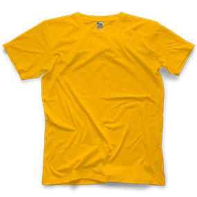 Custom Gold T-shirt