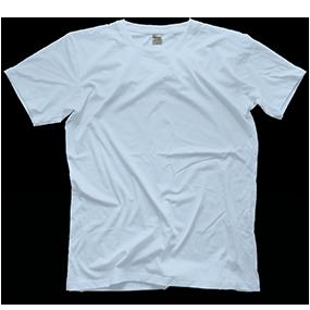 Custom Light-Blue T-shirts