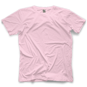 Custom Light-Pink T-shirt