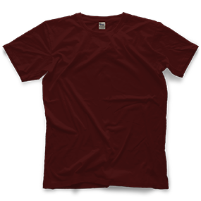 Custom Maroon T-shirts