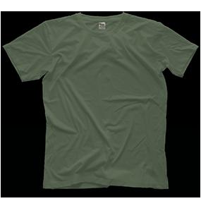 Custom Military-Green T-shirts