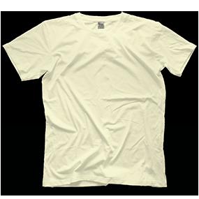 Custom Natural T-shirt