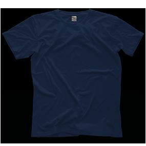 Custom Navy T-shirts