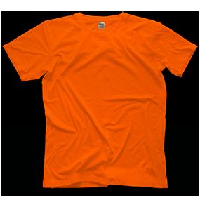 Custom Orange T-shirt