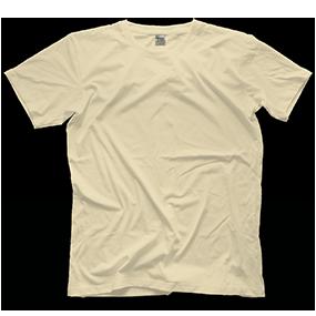 Custom Sand T-shirt