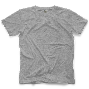 Custom Sport-Grey T-shirt